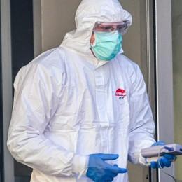 Valduce, 7mila tute antivirus  Dalla Regione ne arrivano 10