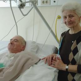 Parè, addio a Rosanna  Lottò per suo marito  contro la sclerosi