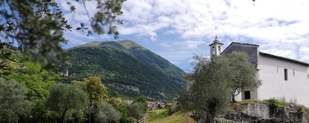 Tremezzina, riaperta l'isola Comacina  Accessi gratuiti, ma niente picnic