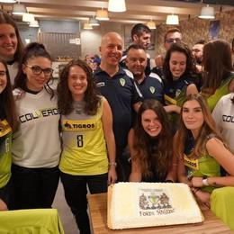 Dalla Seconda divisione alla C La Polisportiva Colverde sogna