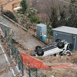 Incidente mortale a Cernobbio  La vittima abitava a  Maslianico