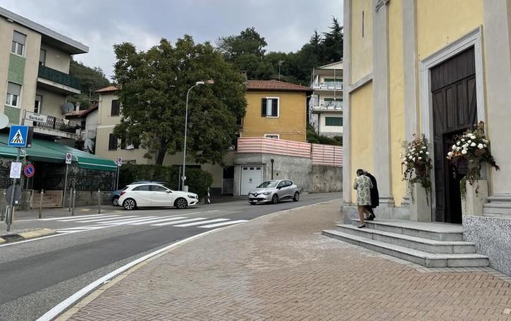 """Cavallasca avrà una """"vera"""" piazza   «Un centro bello e sicuro per i pedoni»"""