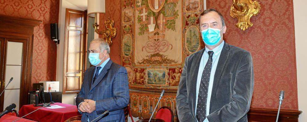 Como, l'annuncio del sindaco  Paolo Annoni è il nuovo assessore