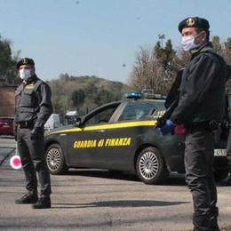 Frodano il fisco e hanno gli aiuti Covid  Due arresti della Finanza nell'Olgiatese