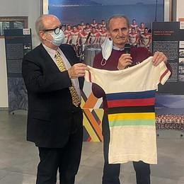 Magreglio, museo del Ghisallo  Riferimento dei ciclisti da 15 anni