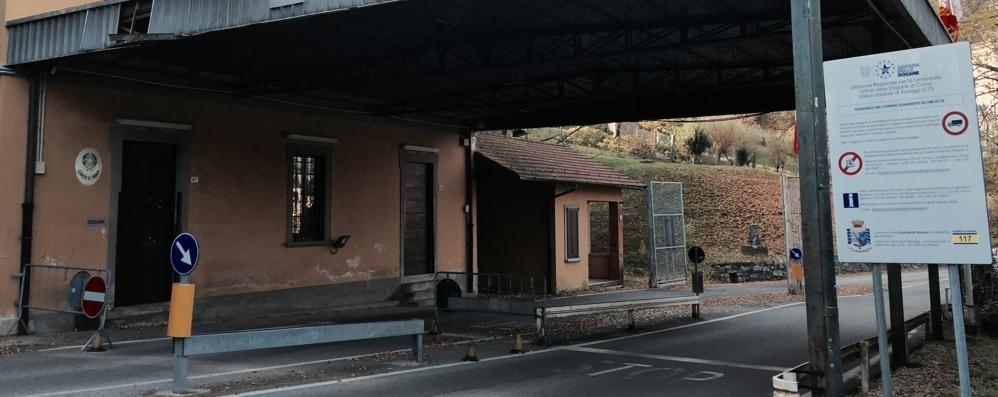 Rapinato benzinaio  vicino alla dogana  tra Ronago e Novazzano