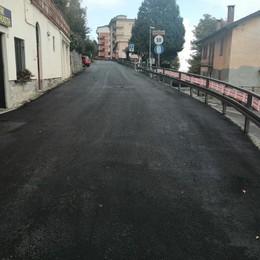 Centro Valle, il rally porta nuovo asfalto  «Ma alla fine ne beneficeranno tutti»