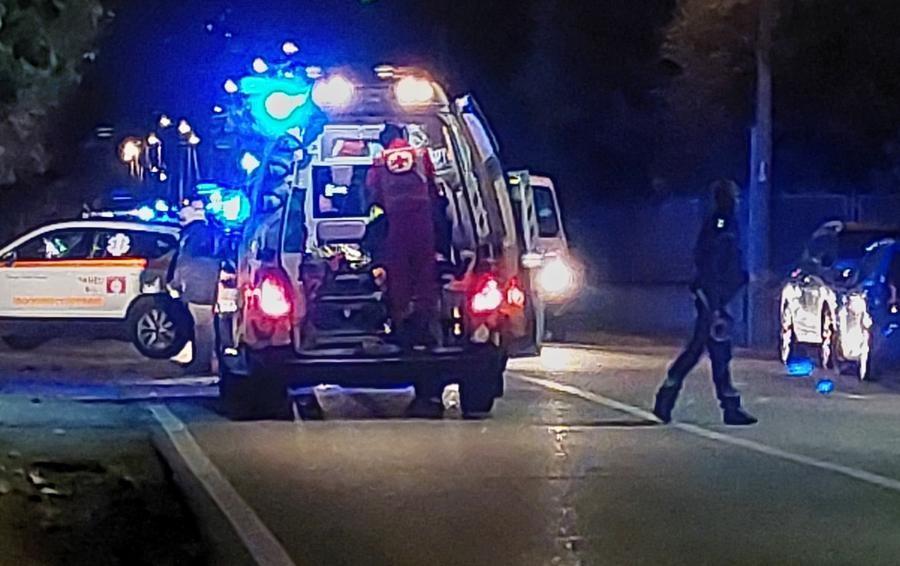 Incidente a Cernobbio  Paura per due ragazzi
