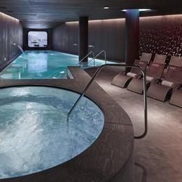 La migliore Spa Hotel  si trova sul lago di Como  Premio al Mandarin