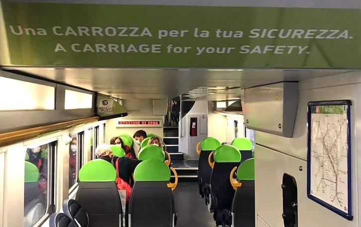 La paura viaggia sulla Milano-Asso  «Tornelli e ferrovieri anti bulli»