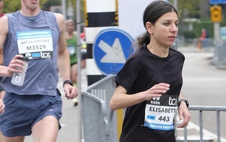 Maratona di Amsterdam Iavarone dà spettacolo