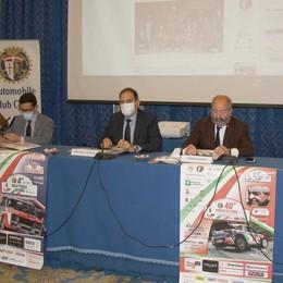 Rally di Como, lo show Attenzione ai passaggi