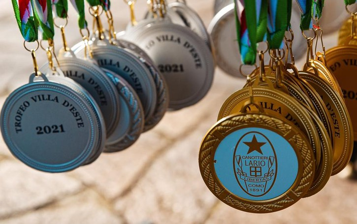 Il Trofeo Villa d'Este La giornata di Borgonovo