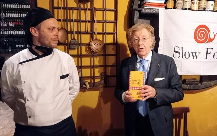 Svolta per la ristorazione  Nella Guida di Slow Food  il terzo locale di Como