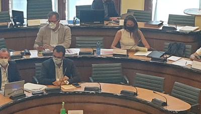 CRV - Prima commissione - Manovra di bilancio regionale 2022-2024