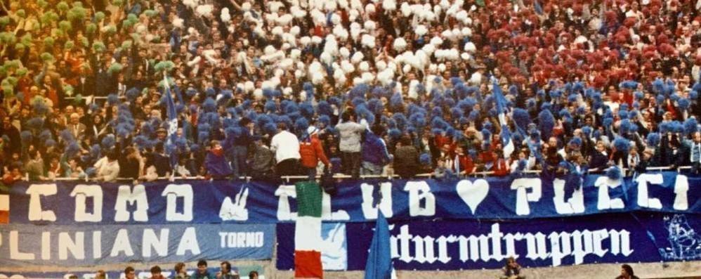 Brivido Como: quando il Pucci era la casa dei tifosi azzurri
