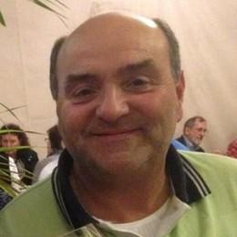 """Carlazzo, barista vinto dal Covid  Il titolare del """"Fantasy"""" aveva 58 anni"""