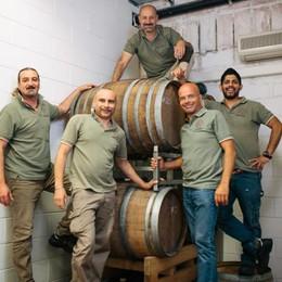 I 25 anni del Birrificio  Una distilleria il regalo