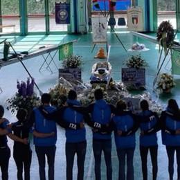 Cernobbio: «Intitolate a Filippo   il palazzetto dello sport»