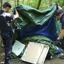 Droga nei boschi, così spacciavano  Blitz dei carabinieri: il video