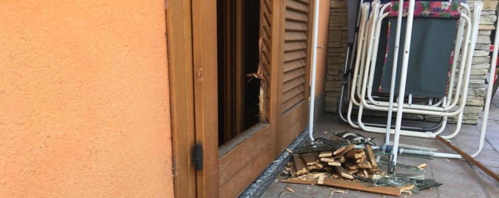 Casa dei furti in via XI Febbraio  Cantù, quarto colpo in un mese