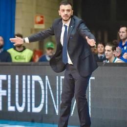 Il ritorno di Brienza Nuovo coach a Pistoia