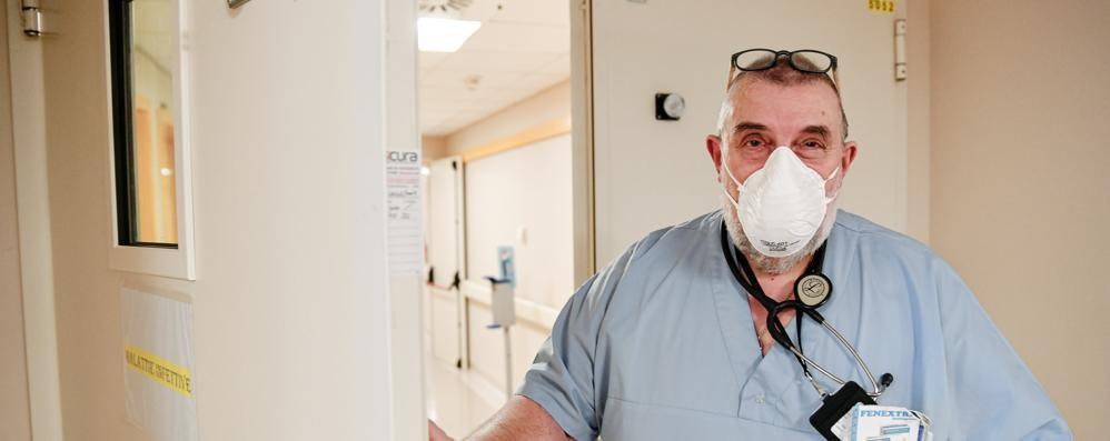 «Le vittime del virus oggi?  Over 60 e non vaccinati»