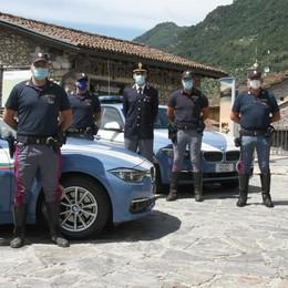 Sala, senza patente e targa taroccata  Multa di settemila euro a motociclista