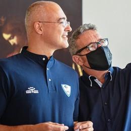 Sodini: «Voglio vedere gente che per Cantù si butti nel fuoco»