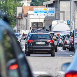 Traffico a Como  40 anni di quasi nulla
