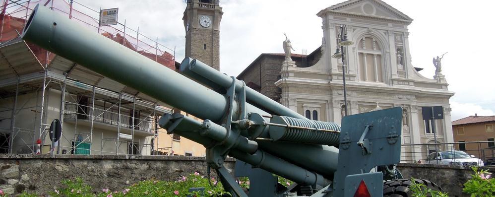 Mussolini benemerito  Lite in consiglio a Lurago d'Erba