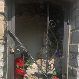 Cavargna, vandalismi alla cappelletta  Per rubare le offerte a San Lucio