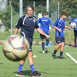 Como, Cicconi riporta in campo l'Under 17 campione d'Italia