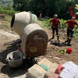 Domaso, tragedia a Gaggio  Pensionato muore folgorato