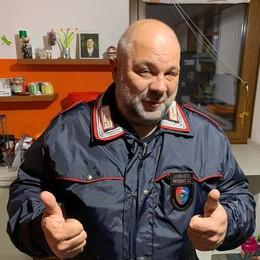 Malore improvviso, muore a 49 anni  Lutto all'associazione carabinieri di Figino