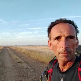 Mille chilometri in venti giorni  Camino di Santiago da record