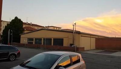 Nuvole colorate