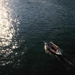 Nautica lariana  formato sostenibile  La Lucia è elettrica