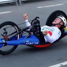 Paralimpiadi, l'ora di Cecchetto Tre gare in altrettanti giorni