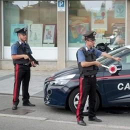 Porlezza: «Preleva e dacci i contanti»  Arrestata coppia di fidanzatini
