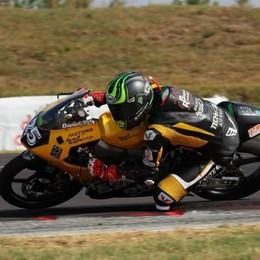 """Bianchi, è un """"vizio"""" di famiglia Campione Pre-Moto 3 a 15 anni"""