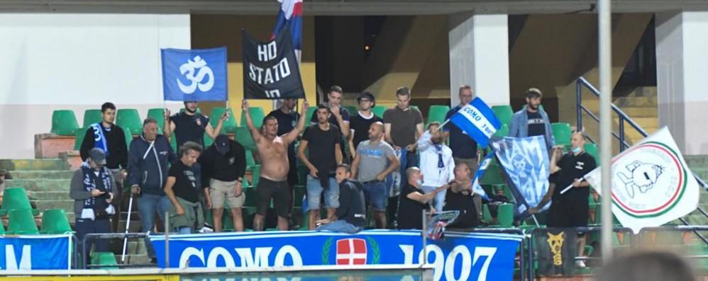 Como, terzo ko di fila  Il Cosenza vince 2-0