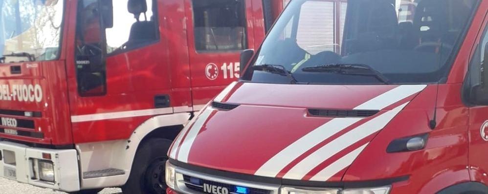 Incidente sul lavoro a Inverigo  Gravissimo per schiacciamento