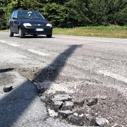L'asfaltatura è rinviata a Mariano  Manca il materiale per i lavori