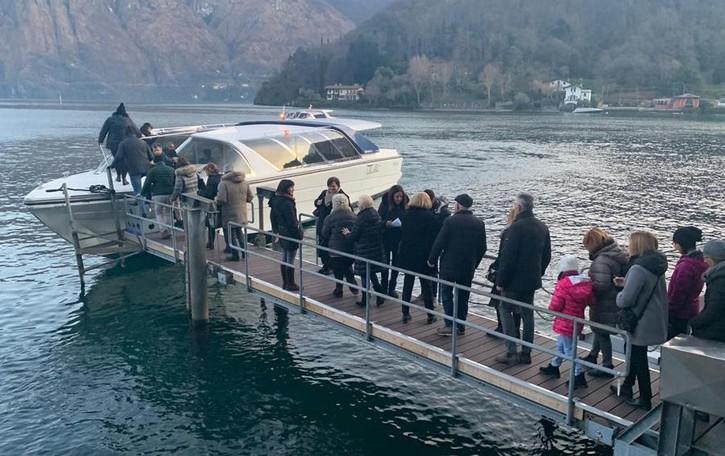 Tremezzina, oggi l'incontro per i taxi boat  Le incognite (e i problemi) non mancano