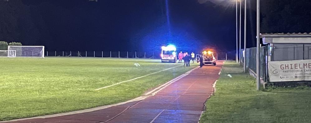 Arresto cardiaco in pista  L'atleta di Colverde è ancora grave,  salvato dal defibrillatore
