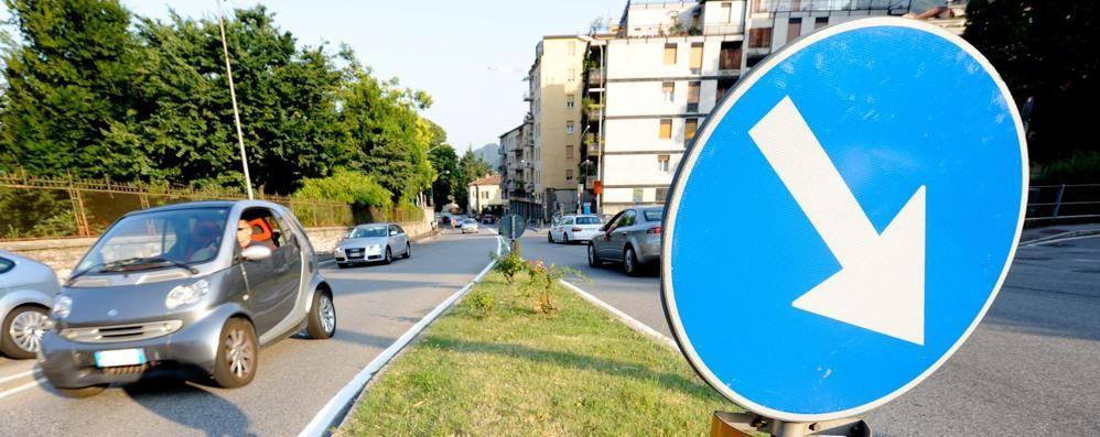 San Rocco, la rotonda si farà dopo Natale Pronto anche il progetto per Villa Olmo