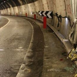 San Siro, incidente  nella galleria  Traffico bloccato