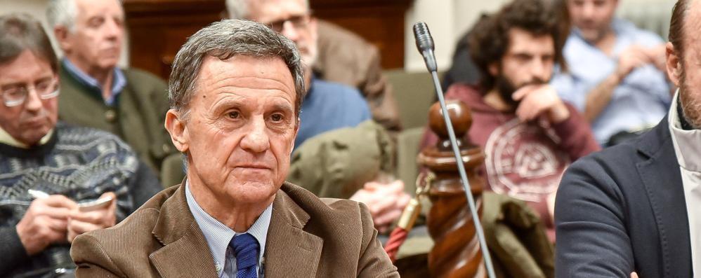 A sinistra (ri)ecco Vittorio Nessi  FdI, altre bordate contro la Lega