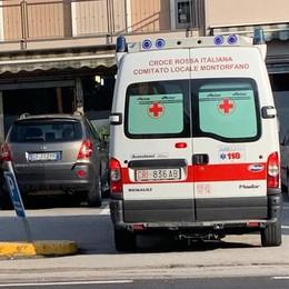 Donna investita a Lurago d'Erba  Una cinquantenne in ospedale